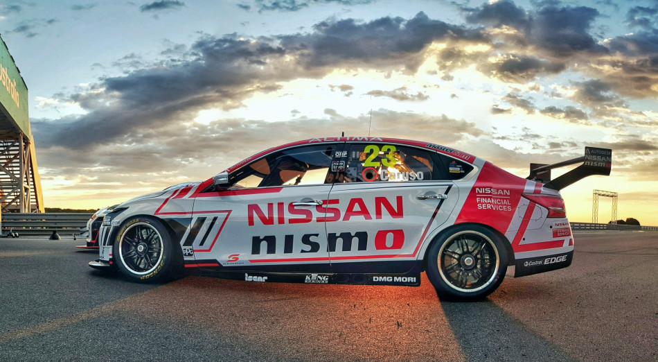 Nissan launches 2016 Australian motorsport season