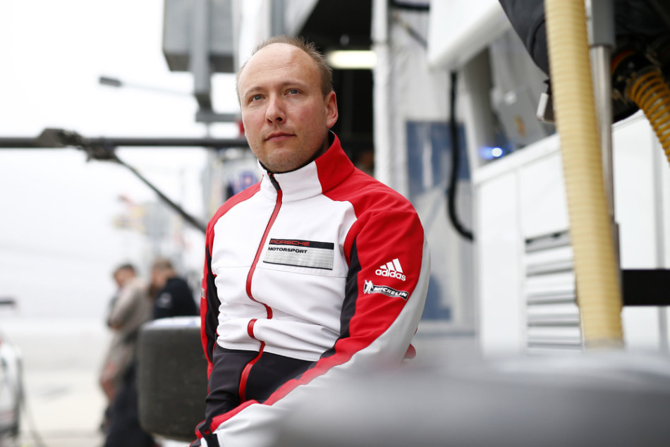 Marco Ujhasi, Overall Projekt Leader GT Works Motorsport