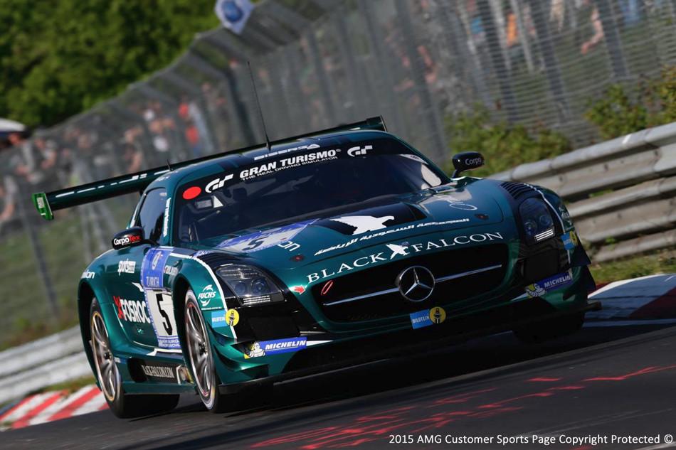 Mercedes SLS AMG GT3 b