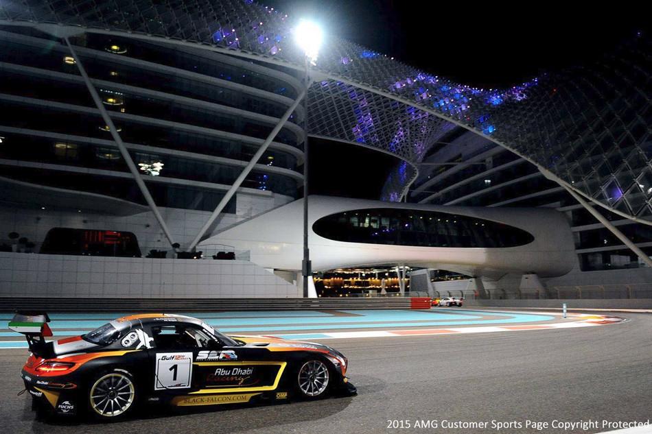 Mercedes SLS AMG GT3 c