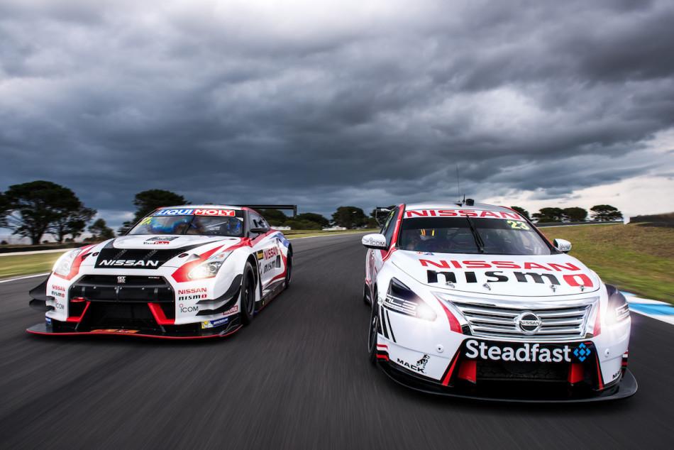 Nissan GTR GT3 Altima V8 Supercars