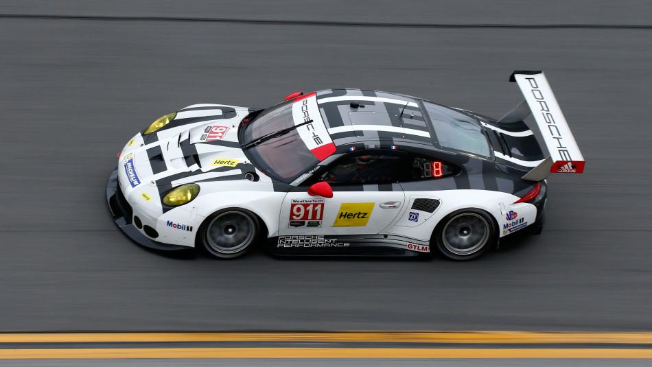 Porsche 911 RSR, Porsche North America: Patrick Pilet, Nick Tandy, Kevin Estre