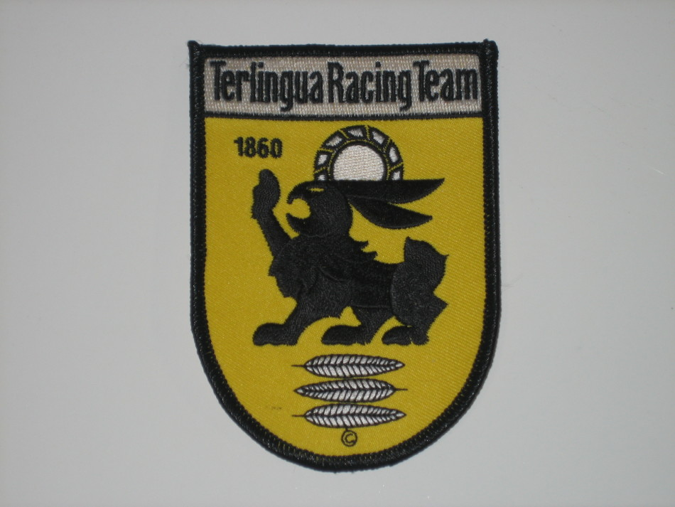 Terlingua Racing Team logo patch