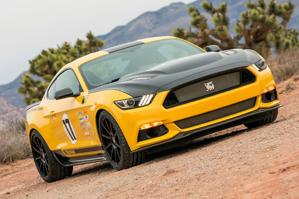 ford mustang shelby terlingua 1