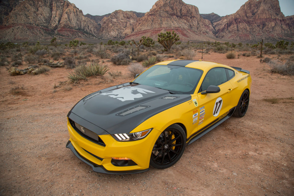 ford mustang shelby terlingua 2