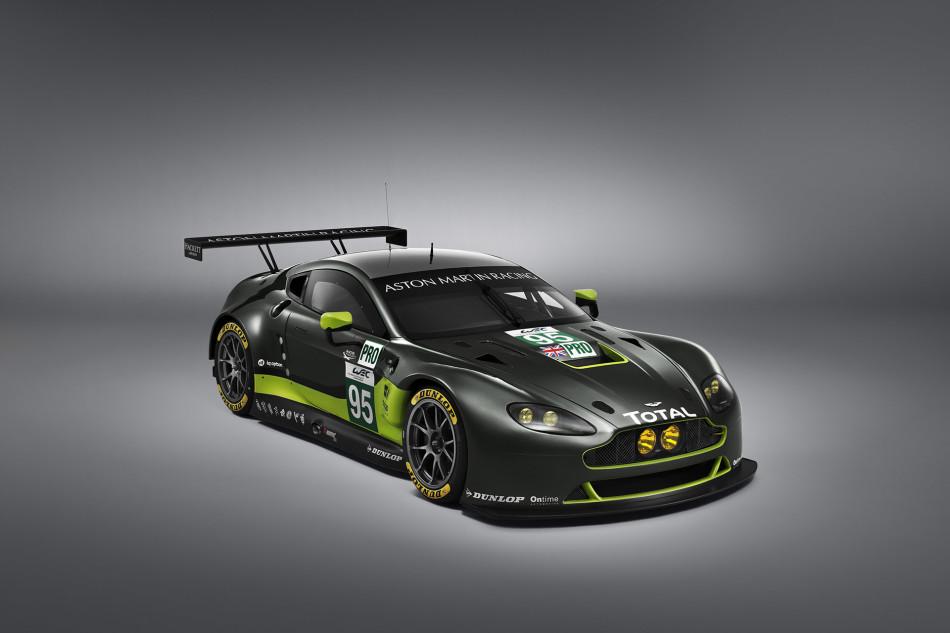 Aston Martin V8 Vantage GTE 1