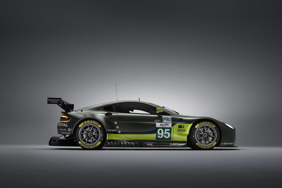 Aston Martin V8 Vantage GTE 2