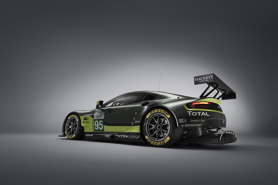 Aston Martin V8 Vantage GTE 3