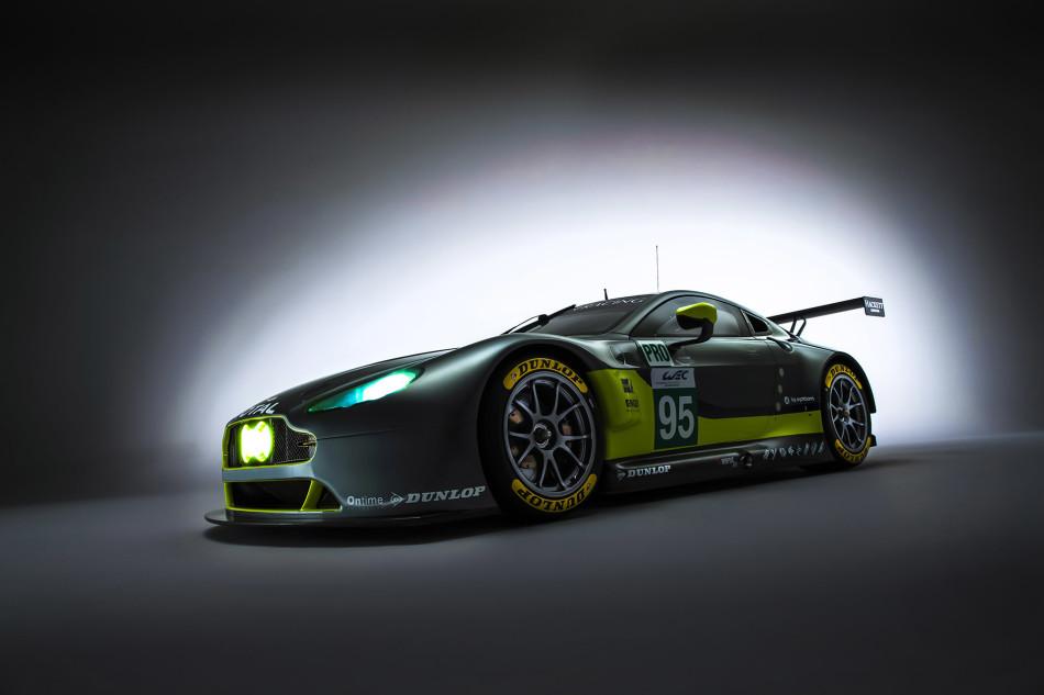 Aston Martin V8 Vantage GTE 5