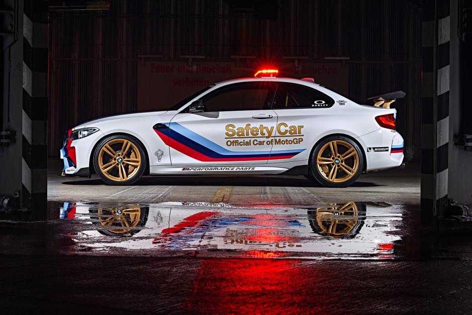 BMW M2 MotoGP Safety Car 5
