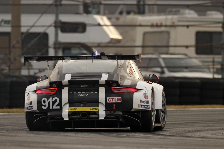 Daytona 2016 911 rsr
