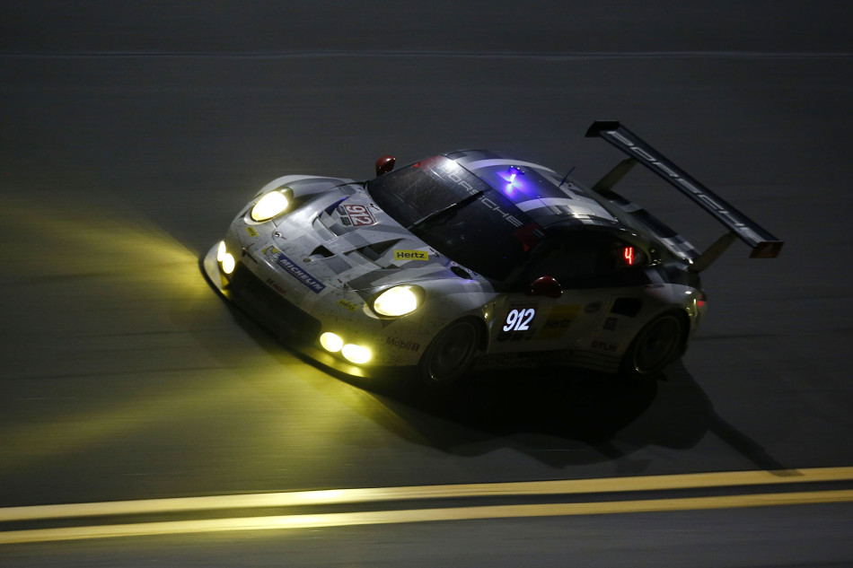 Daytona 2016 Porsche 911 rsr