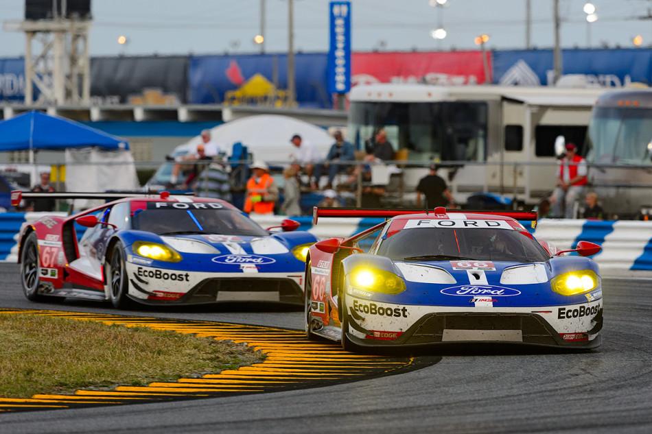 Ford GT Debut at Rolex 24 At Daytona