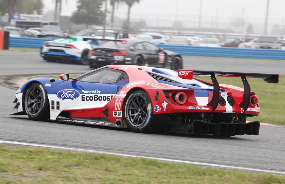 Ford GT GTLM Daytona rolex24 2016