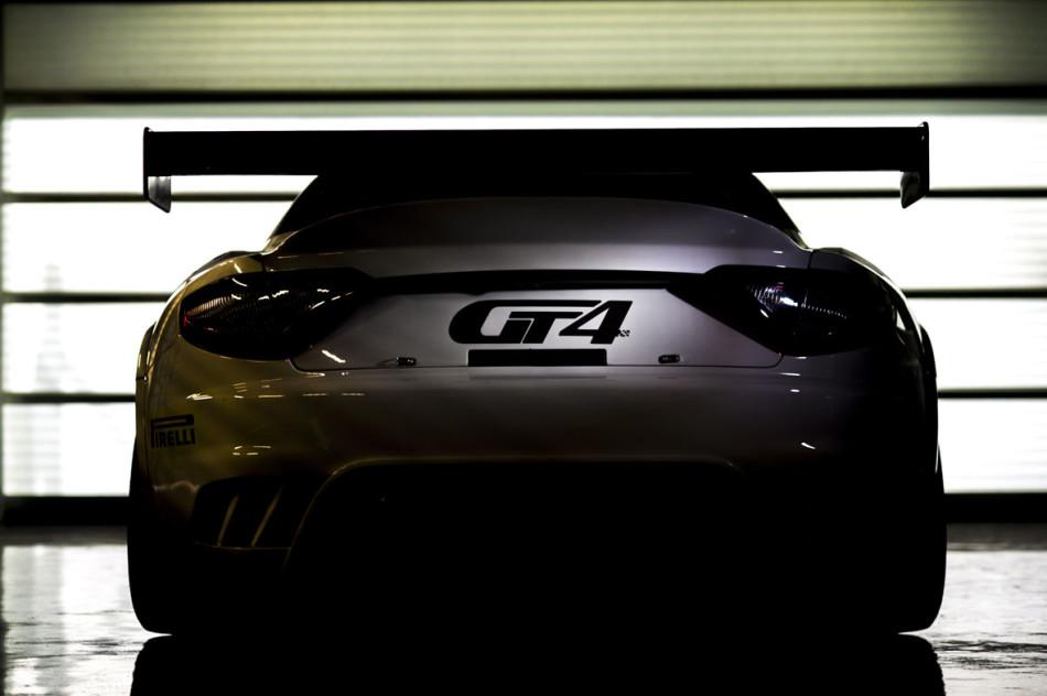 Maserati GranTurismo GT4 1