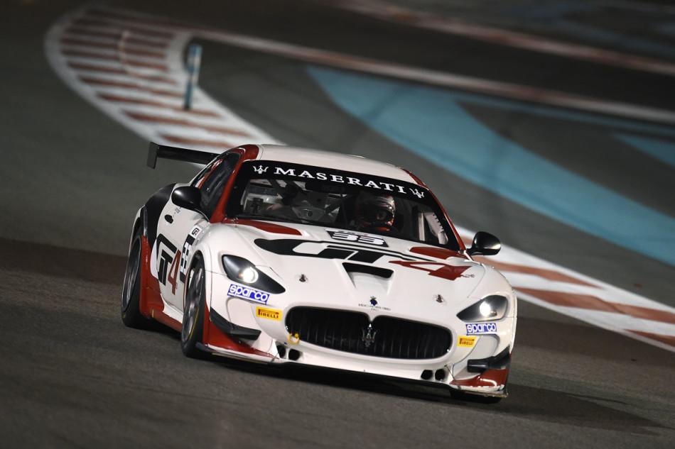 Maserati GranTurismo GT4 2