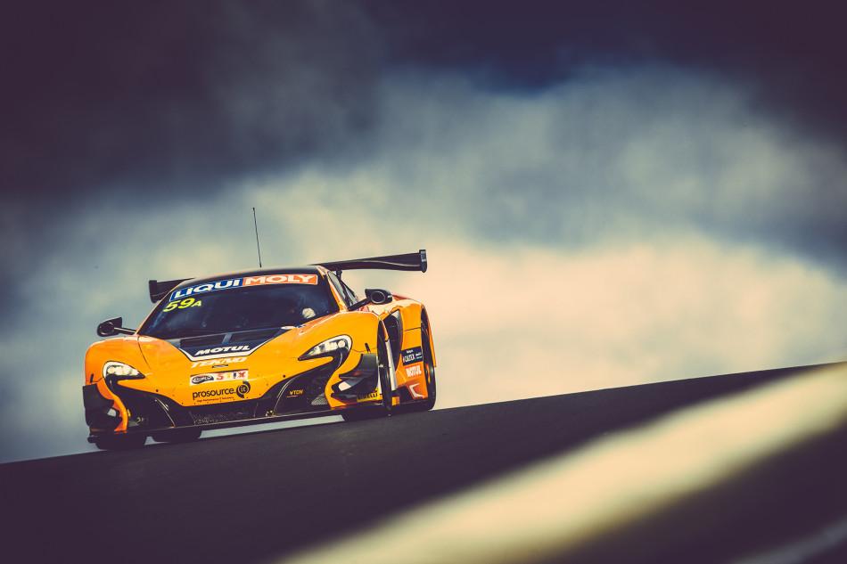 McLaren 650S GT3 Bathurst 2016 Tekno Autosports
