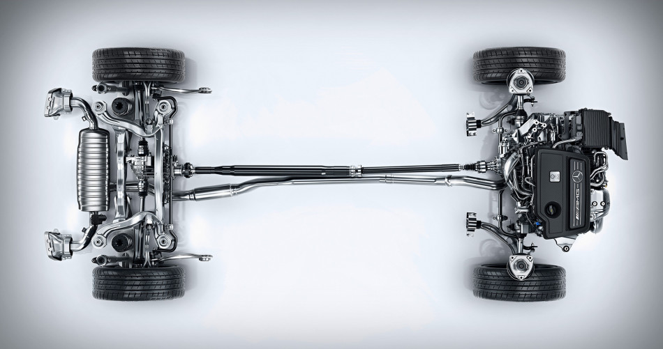 Mercedes AMG A45 2016 3