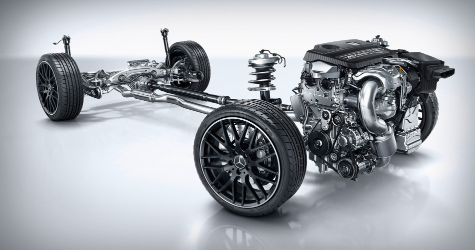 Mercedes AMG A45 2016 4