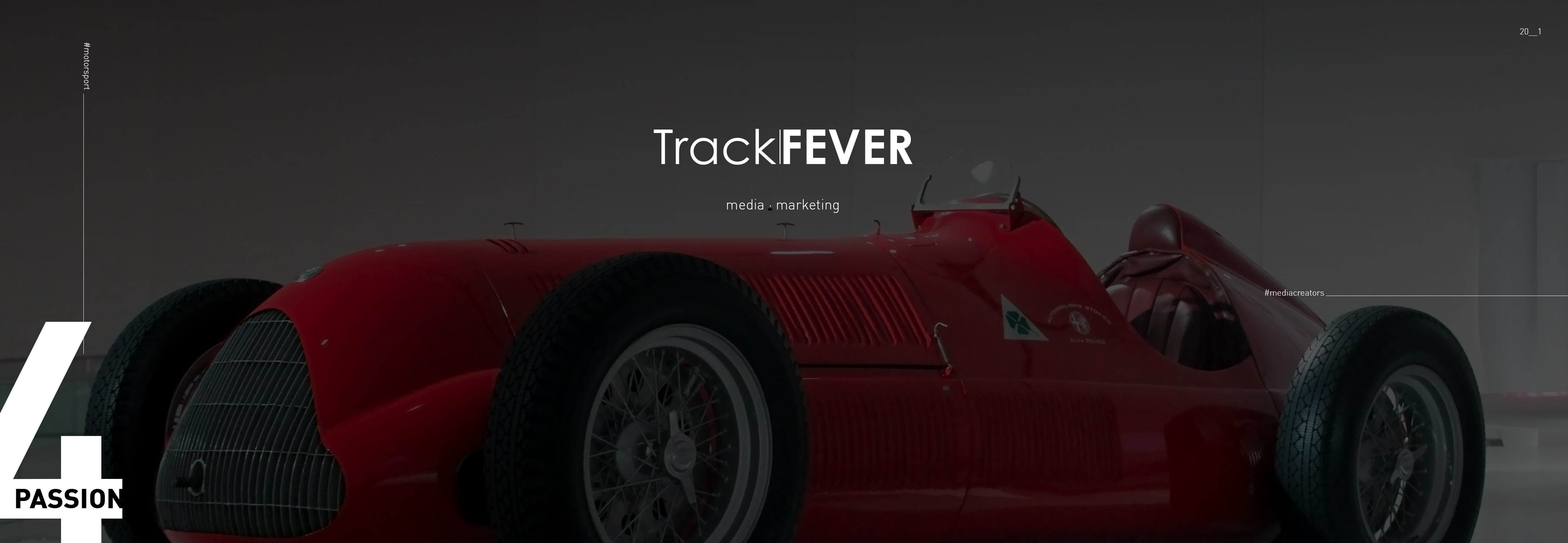 TrackFEVER - The Ultimate Crazy Drivers